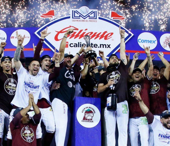 Beisbol: TOMATEROS CAMPEONES DE LA TEMPORADA CALIENTE.MX 2019-2020