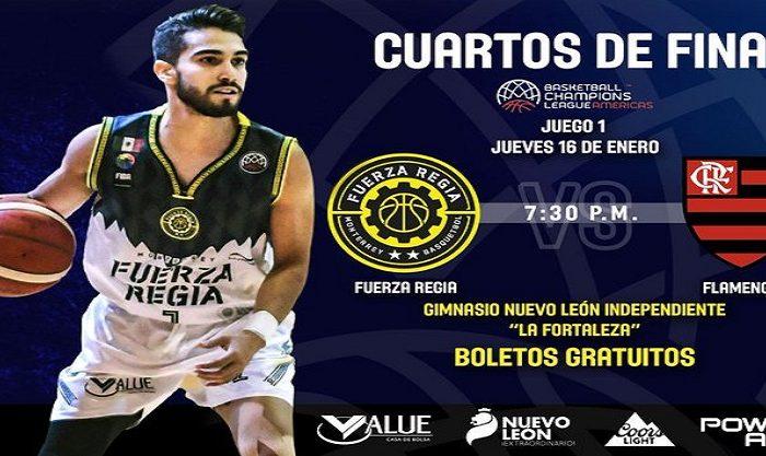 FIBA, Baloncesto: Fuerza Regia quiere hacer historia