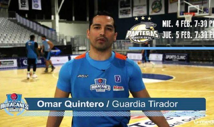 LNBP, Baloncesto: Omar Quintero nuevo entrenador de Libertadores