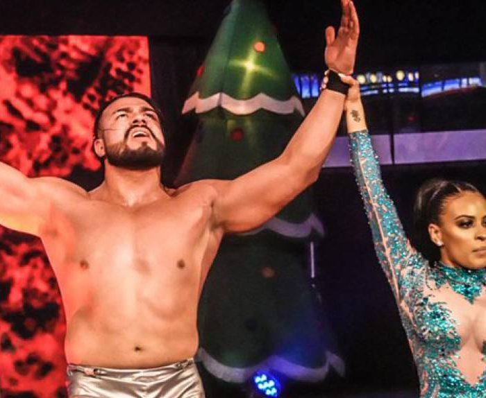 Lucha Libre: Andrade suspendido por WWE