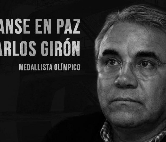 CLAVADOS:FALLECE SUBCAMPEÓN OLÍMPICO CARLOS GIRÓN