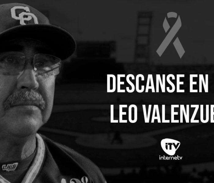 FALLECE COACH DEL EQUIPO TOMATEROS, LEONARDO VALENZUELA