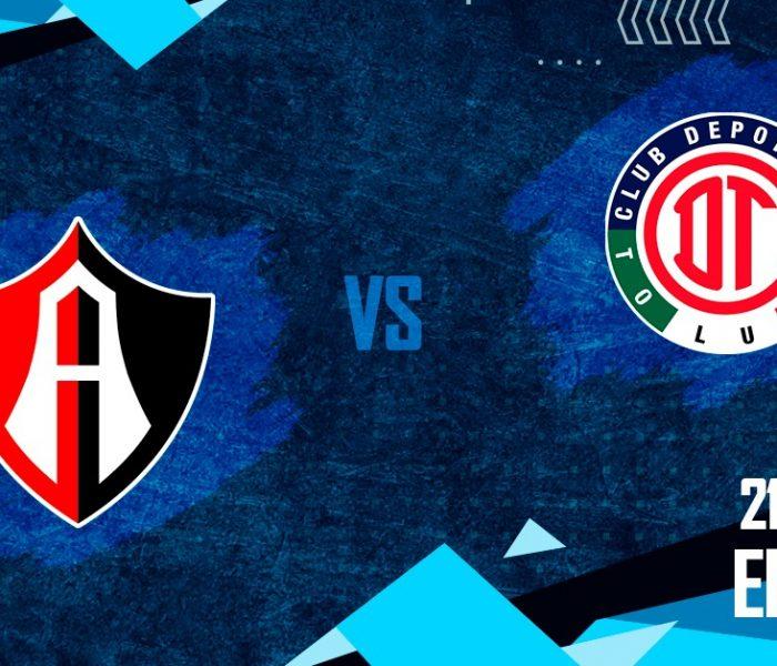 Futbol: Minuto a minuto de Atlas VS Toluca de la Copa MX