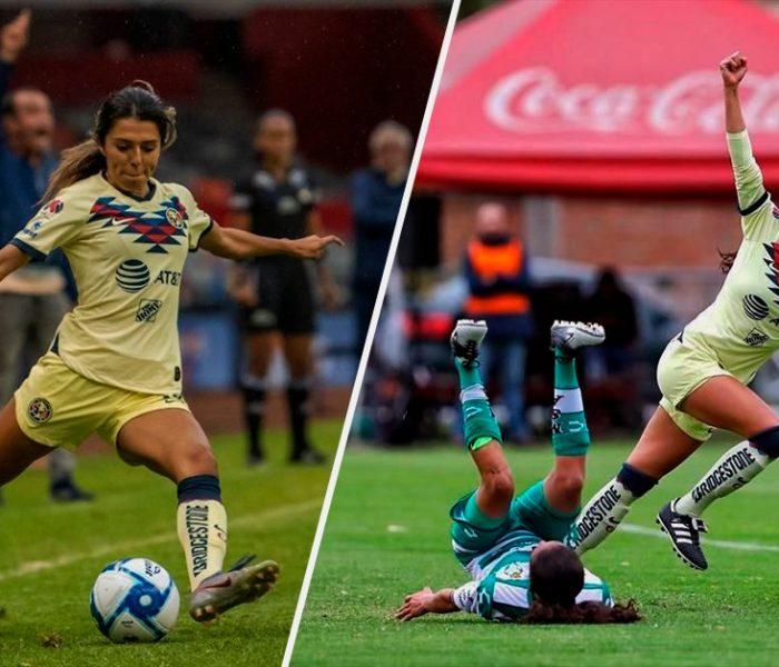 Futbol: Marlyn Campa y Jennifer Muñoz destacan en el once ideal de la Jornada 3 en la Liga MX Femenil