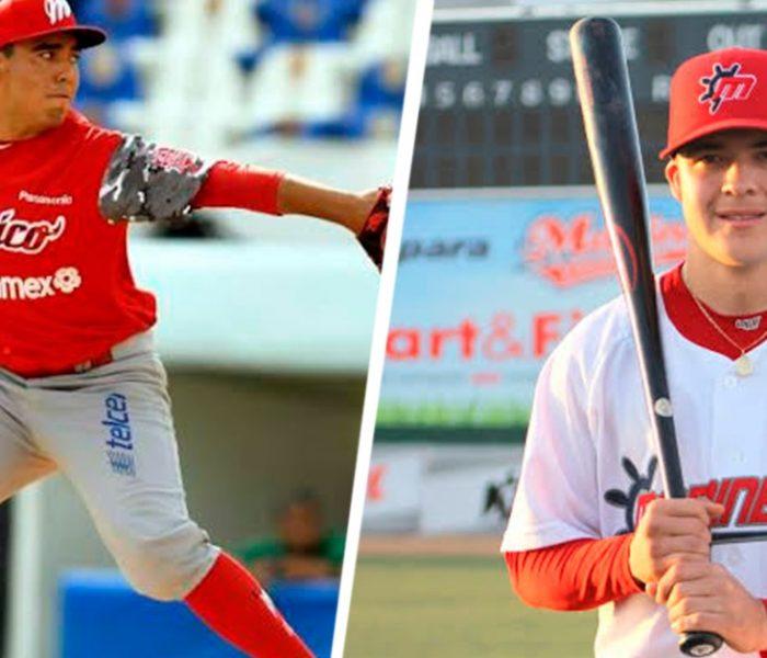 Beisbol: Carlos de León y Omar Meza regresan con el México