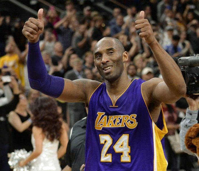 Básquetbol: Confirman muerte de Kobe Bryant tras caída de helicóptero