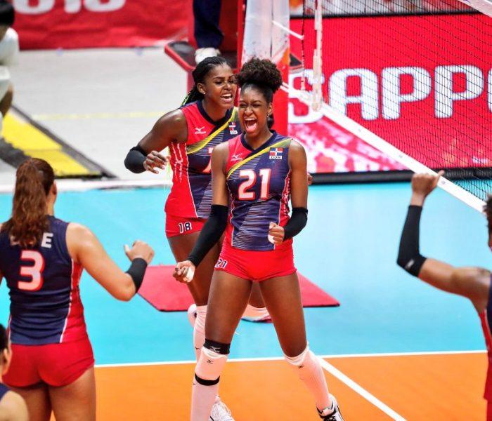 NORCECA: República Dominicana consigue pase a Tokyo 2020