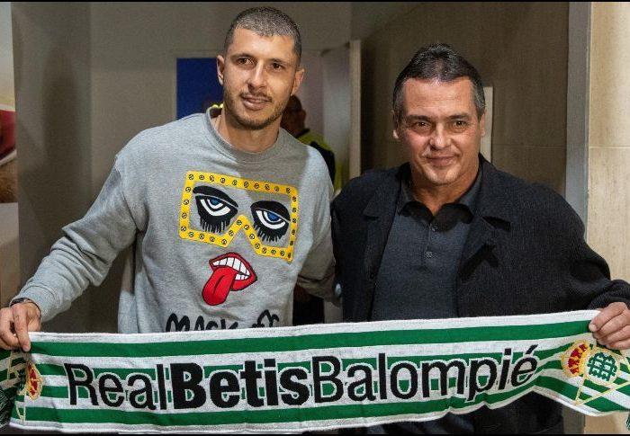 Futbol: Guido Rodríguez ya se encuentra en España