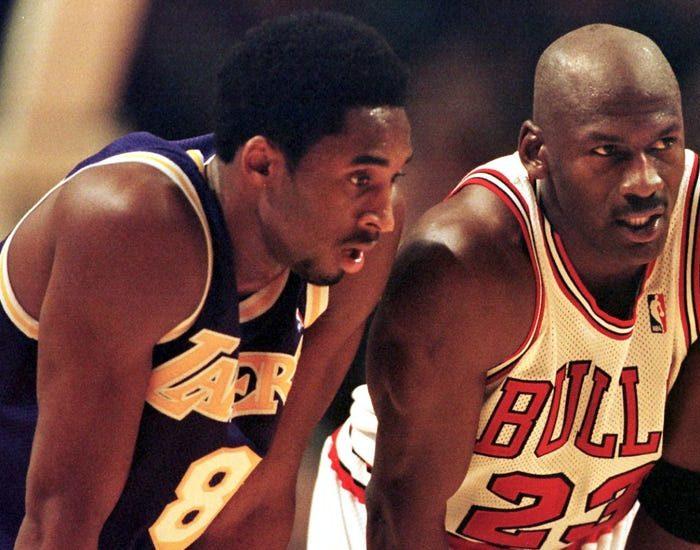 Baloncesto: Manu Ginóbili y Michael Jordan reaccionan ante fallecimiento de Kobe Bryant