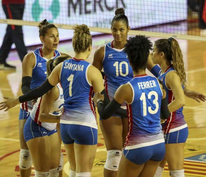 Voleibol: Puerto Rico logra primer triunfo en RD