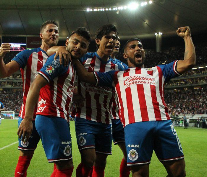 Futbol: Chivas domina y gana ante Juárez