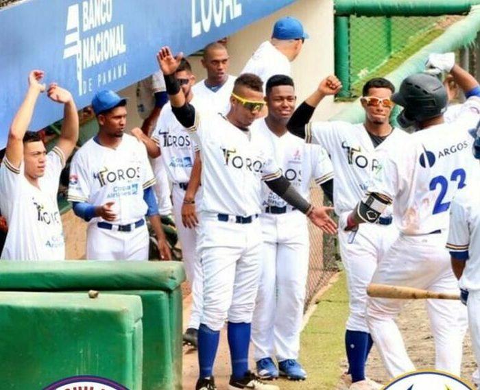 Beisbol: Toros y Aguilas de la liga Probeis, se juegan la gran final