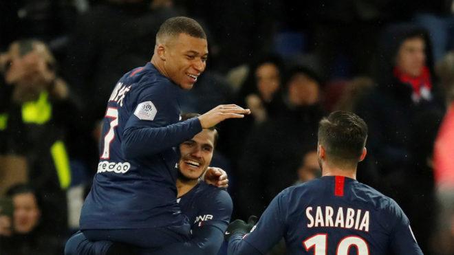 Fútbol:Los reyes de Francia.