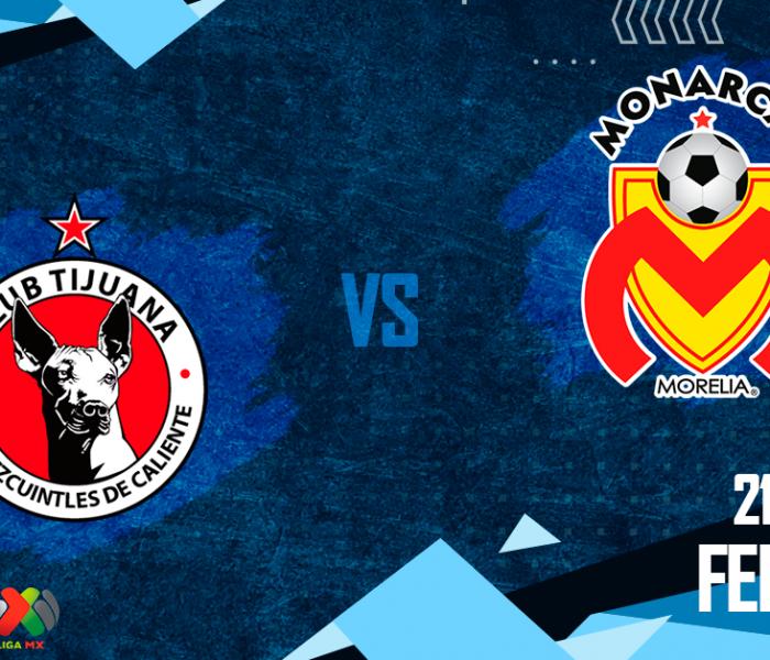 Futbol: Minuto a minuto de cuartos de final, Xolos vs Monarcas de la Copa MX
