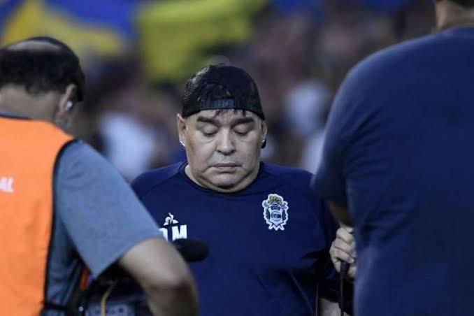¿Otra vez a las andadas Diego?