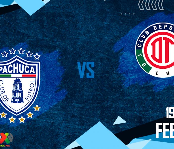 Futbol: Minuto a minuto de cuartos de final ida, Pachuca vs Toluca de la Copa MX