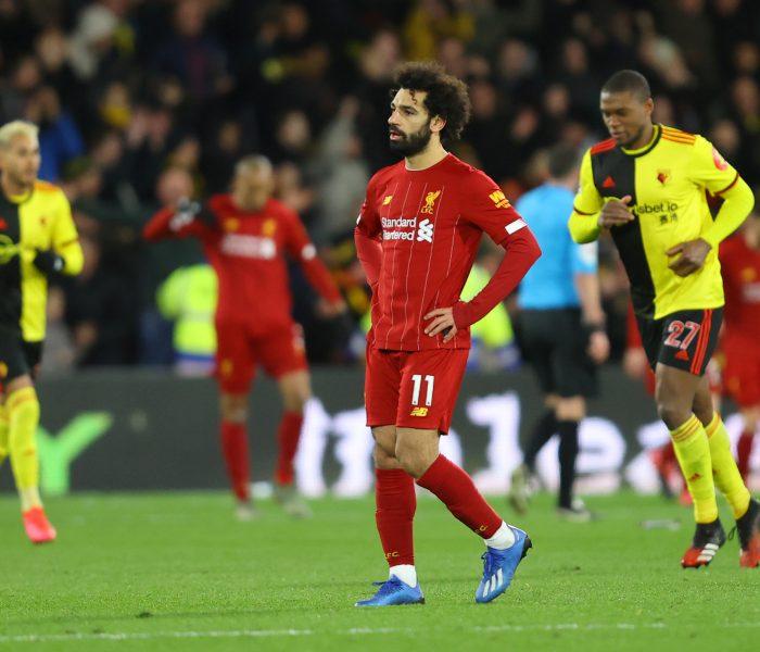 Futbol: Se acabó el invicto del Liverpool