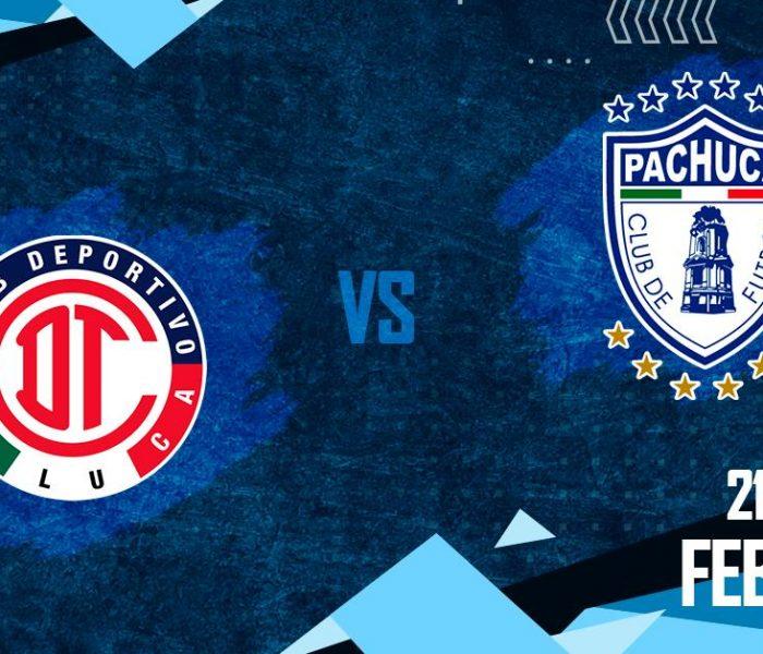 Futbol: Minuto a minuto cuartos de final de vuelta, Toluca vs Pachuca