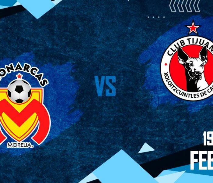 Futbol: Minuto a minuto cuartos de final de vuelta de Monarcas vs Xolos