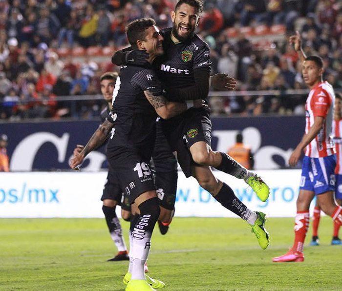 Fútbol: Bravos y peligrosos.
