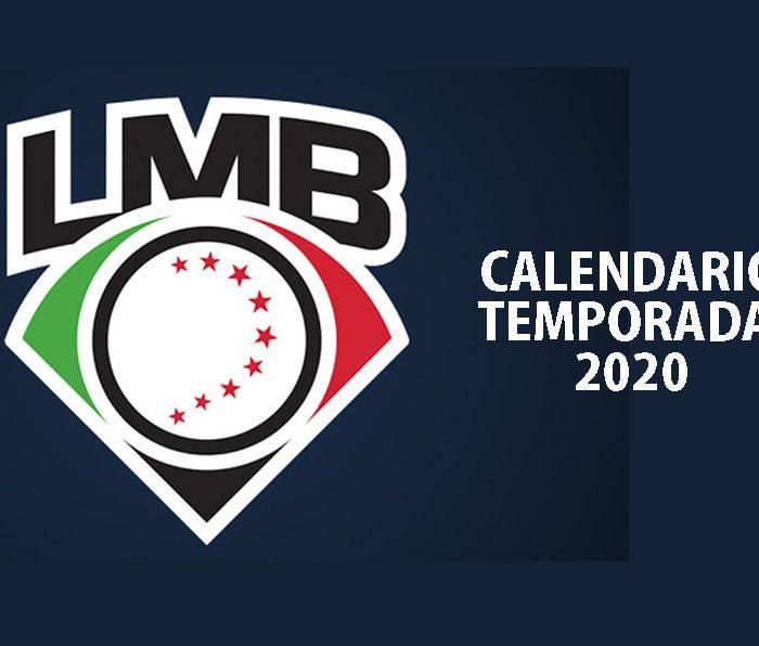 CALENDARIO LMB 2020