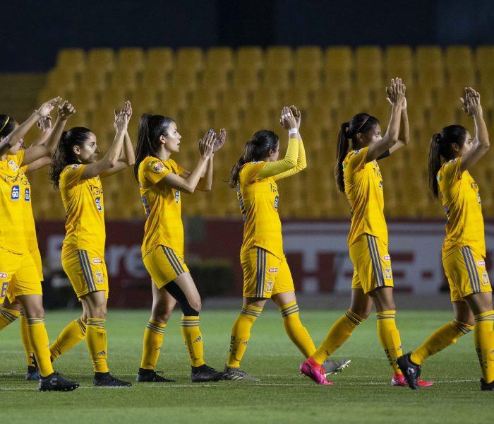 Futbol: Tigres femenil obtiene su tercer victoria, al vencer a Atlas 2-0