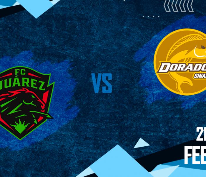 Futbol: No te pierdas el minuto a minuto de Juarez vs Dorados en los cuartos de final de vuelta.
