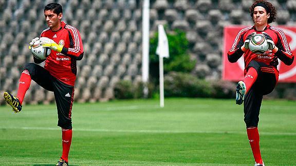 Fútbol:El futuro en buenas manos