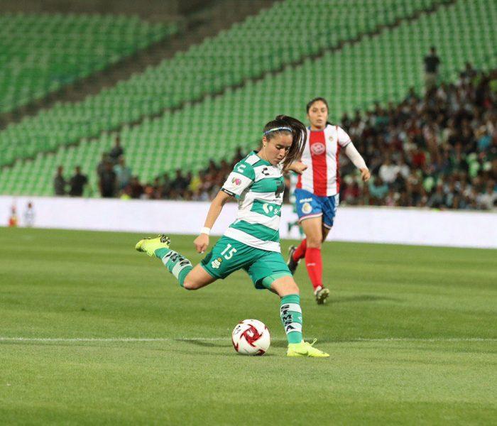 Futbol: Santos y Chivas Femenil dividen puntos en la Apertura 2020