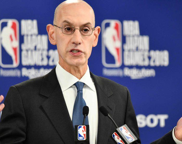 BALONCESTO: NBA TIENE UN PLAN ANTE EL COVID-19
