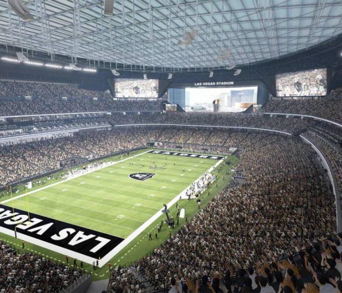 NFL: RAIDERS QUIERE SU NUEVA CASA SÍ O SÍ