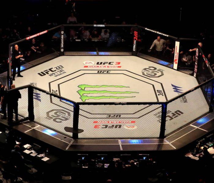 UFC: CORONAVIUS LLEGA AL OCTÁGONO