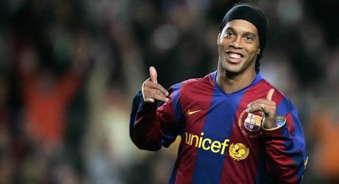 Fútbol: Tristes 40 para Ronaldinho