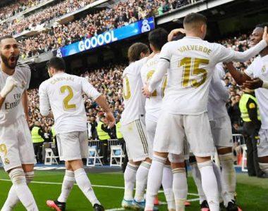 Fútbol: El Real Madrid congela posibles fichajes hasta que pase el COVID-19