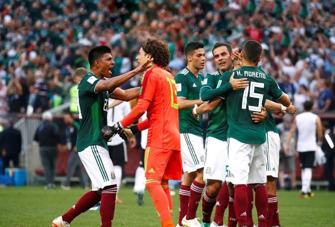 Fútbol: México cancela juego contra Colombia