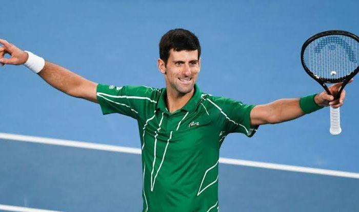 Coronavirus: Novak Djokovic hace donativo de un millón de euros para combatir al coronavirus