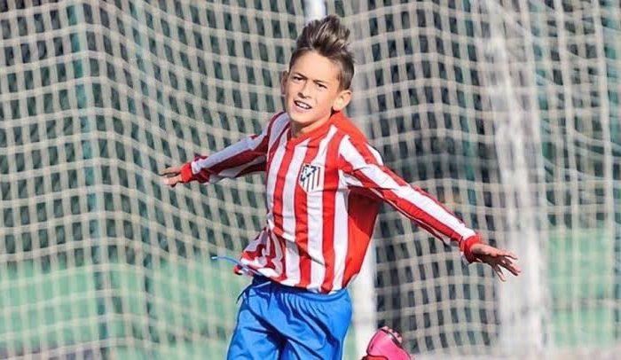 Fútbol: FALLECE JOVEN PROMESA DEL ATLÉTICO DE MADRID