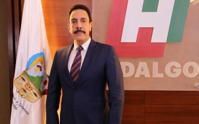 Coronavirus: Gobernador de Hidalgo da positivo a coronavirus