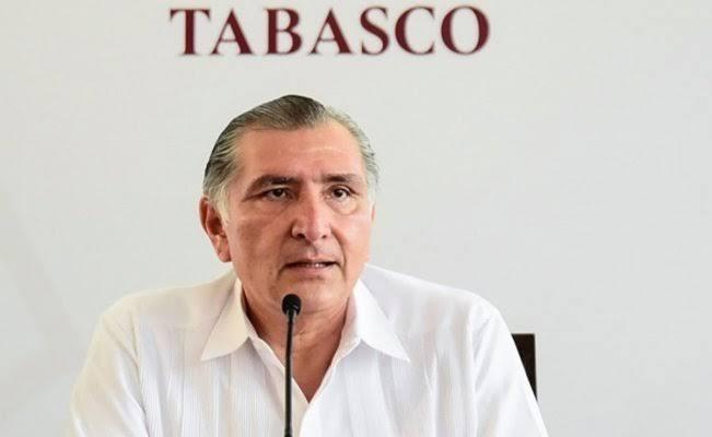 Coronavirus: Adán Augusto López, gobernador de Tabasco, dio positivo a COVID-19
