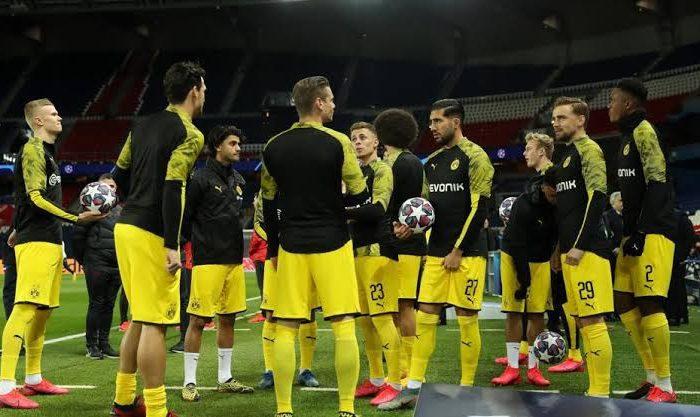 Fútbol: Borussia Dortmund regresa a los entrenamientos