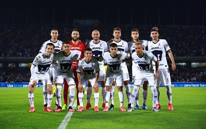 Fútbol: A Pumas ya también le llegó la reducción de sueldo