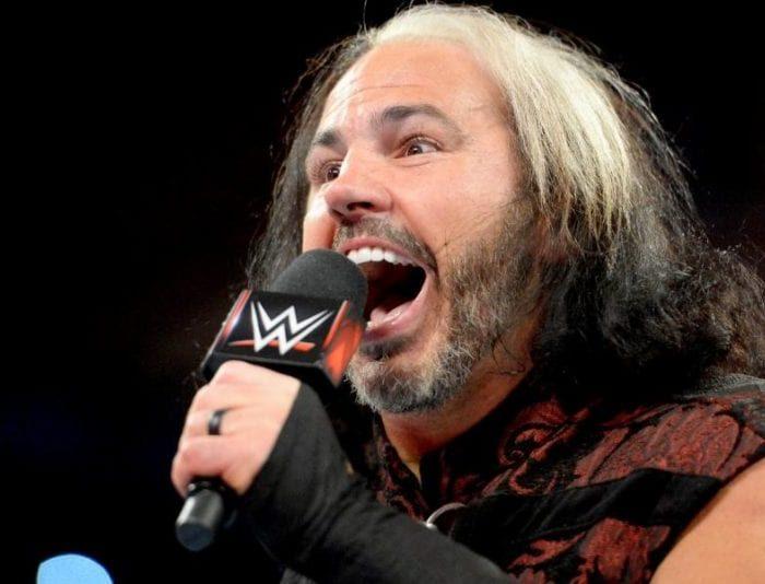 Lucha Libre: Matt Hardy se va de WWE