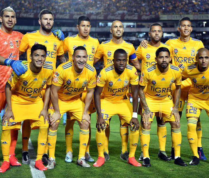 Fútbol: Con ellos viaja Tigres