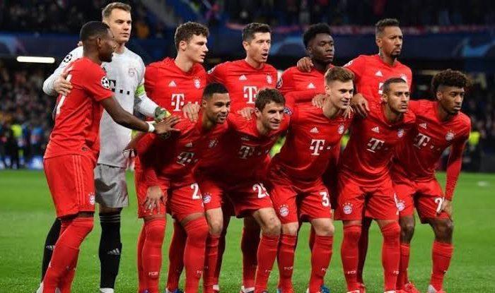 Fútbol: Bayern Munich volverá a los entrenamientos este lunes en grupos pequeños