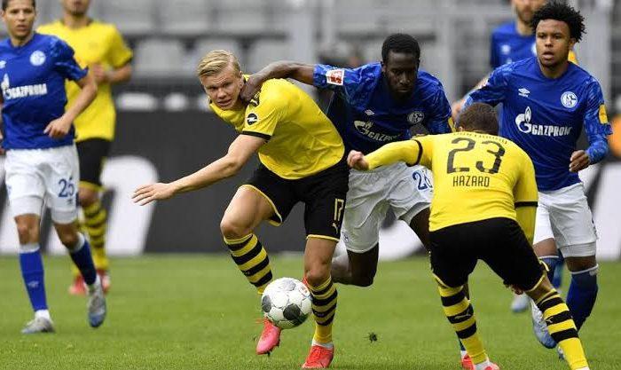 Fútbol: Schalke 04, primer equipo en hacer cinco cambios