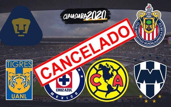 Fútbol: Se cancela el Clausura 2020 por coronavirus y Liga MX hace oficial que no hay campeón