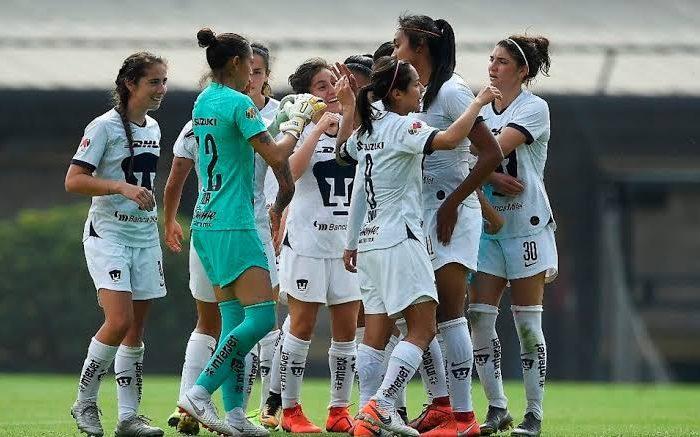 Fútbol: Jugadora de Pumas femenil da positivo por Covid-19