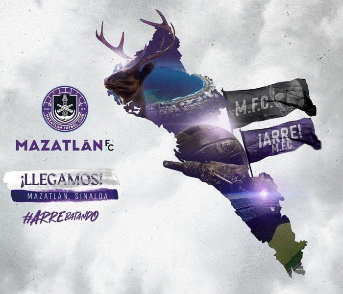 Futbol: Mazatlán FC presenta su escudo