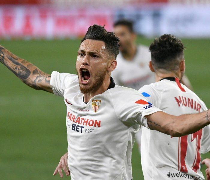 Futbol: El Sevilla es dueño del Derby en la vuelta de La Liga