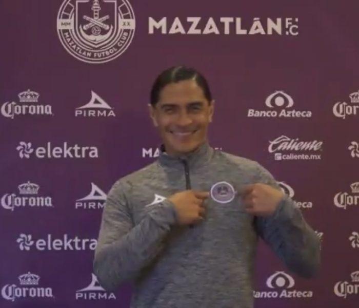 A lo Juanga… Así se presenta Palencia en el Mazatlán FC